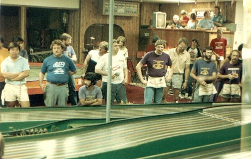 Clovis 1984 U.S. Nats slot racing 1/24 Free-Class