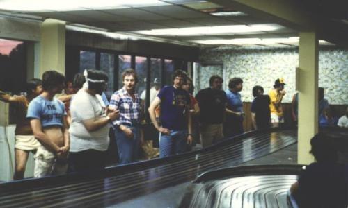 Heat . Sylmar 1980