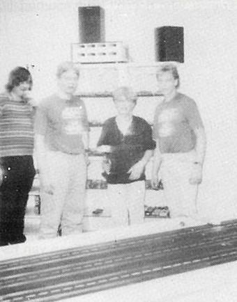 Raymond Van Campenhout, Jos Van Zutphen, Rob De Hek, Iwan Groos