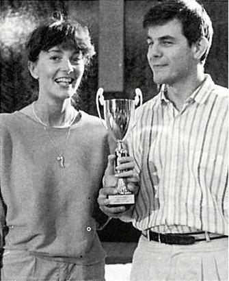 Corinna et Franco Gianotti
