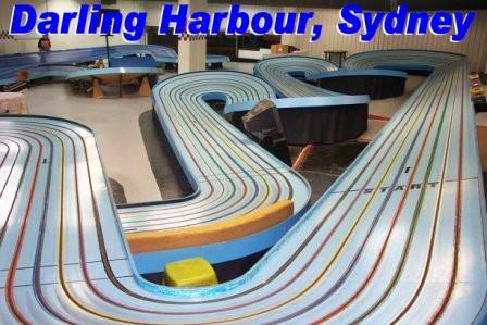 Sydney Purple Mile 8 voies