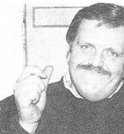 """Jim """"Yogi"""" Huxley ,  4 ième en Premier Grade Saloon 1985"""