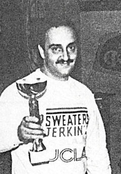 Jean-Claude Ehinger vainqueur du Grand Prix de Thoiry Sport-Europe 1984.