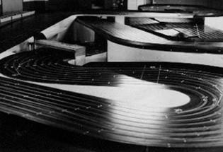 Asker - 60 mètres -  8 voies - 1974. 1988