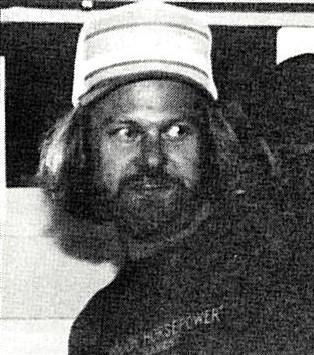 """John """"Torre"""" Anderson ( Suède ) champion des U.S.A. 1/32 1987"""