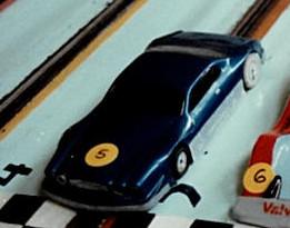 Jaguar XJS de Christian Darlot