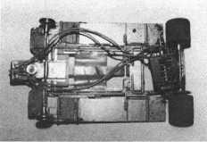 Châssis laiton corde à piano de Tony Hough