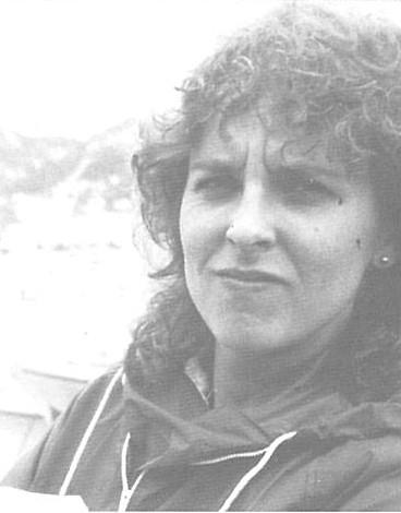 Annette Young ( épouse de Phil Young ) 2 ième en Group 12 saloon en 1983
