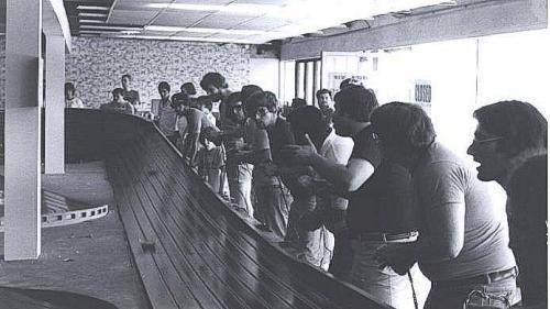 Semi finale 1. Sylmar 1980