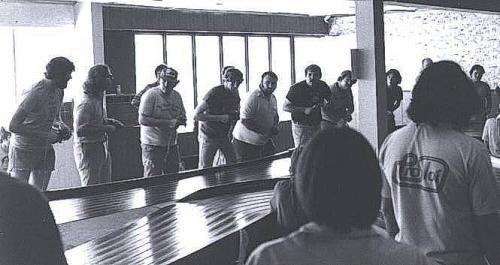 Semi finale. Sylmar 1980