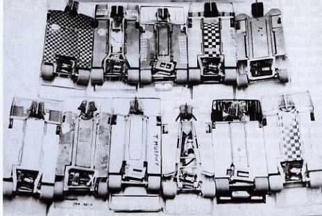 Châssis 1/32 Sport-Europe Valkenburg 1986