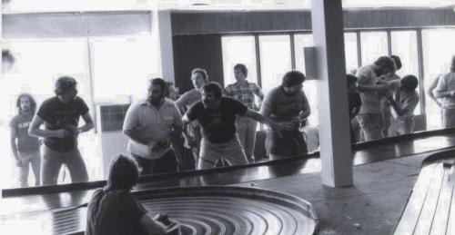 Semi finale . Sylmar 1980