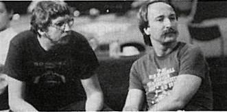 Joël Montague et Csaba Szekelyhidi