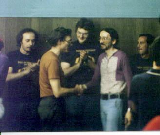 Dan Bloodworth - Jon Laster - John Stachan - Steve Bogut
