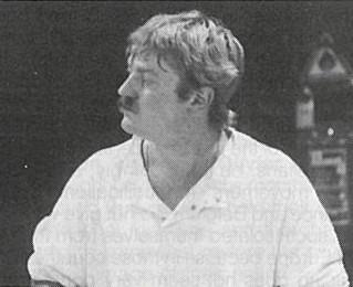 Achim Burgmann champion d'Europe 1984