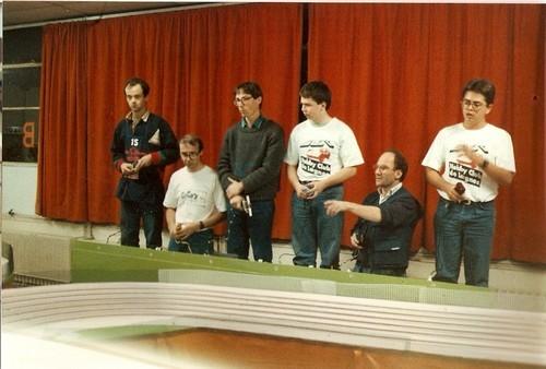 J'ai un doute sur l'année de cette photo. 1988 ou 1989 ou 1990 ?