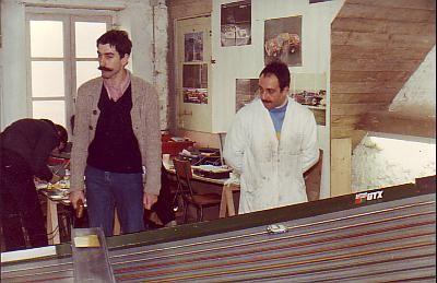 Daniel Chanquet & Jean-Claude Ehinger