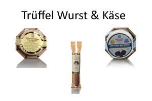 Trüffelkäse - Trüffelwurst - Trüffelsnack - Trüffelkaufen