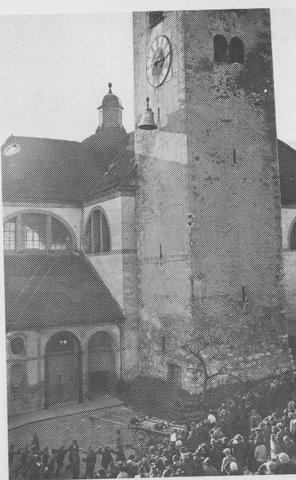 Glockenaufzug St. Mang