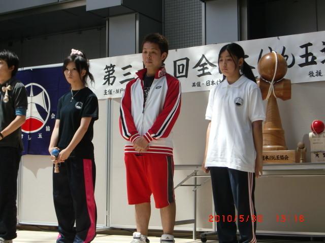 歴代のチャンピオン(29代 菊地・30代 重木・31代 中村)