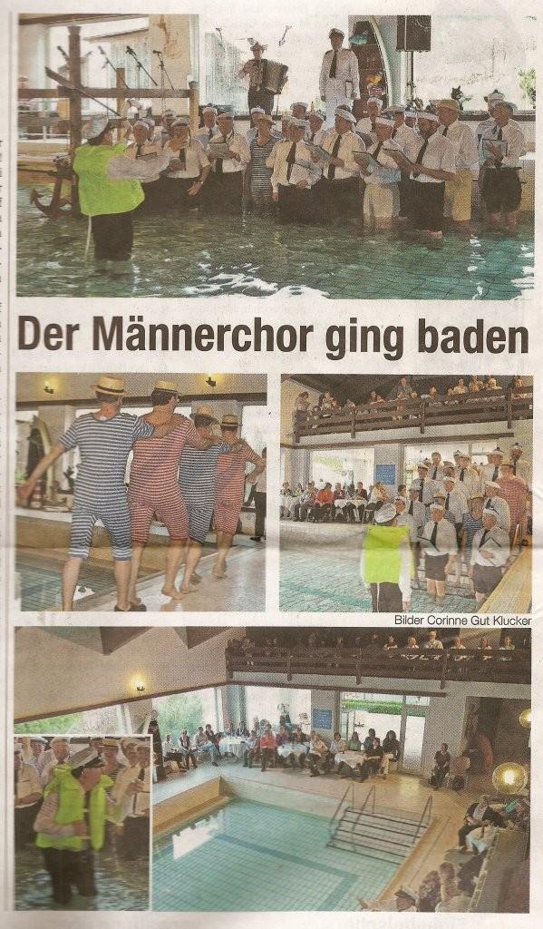 Klosterser-Zeitung vom 8.4.2011