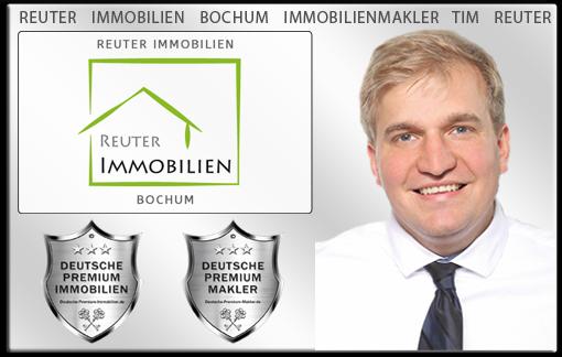 IMMOBILIENMAKLER BOCHUM IMMOBILIEN MAKLER BOCHUMTIM REUTER IMMOBILIEN IMMOBILIENANGEBOTE MAKLEREMPFEHLUNG