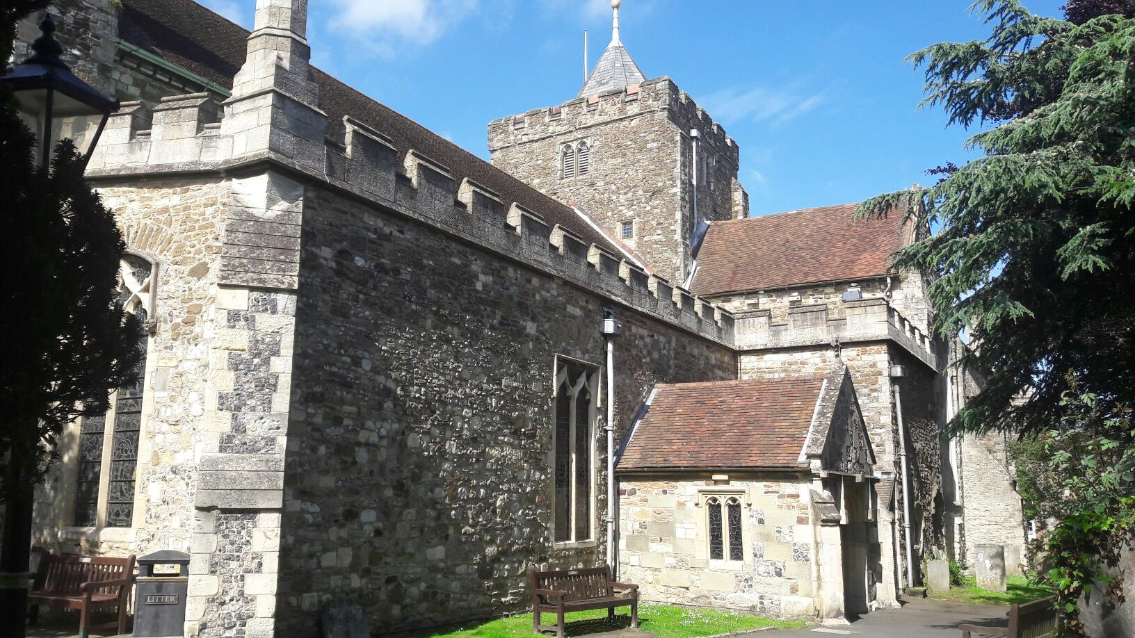 Kirche von Rye