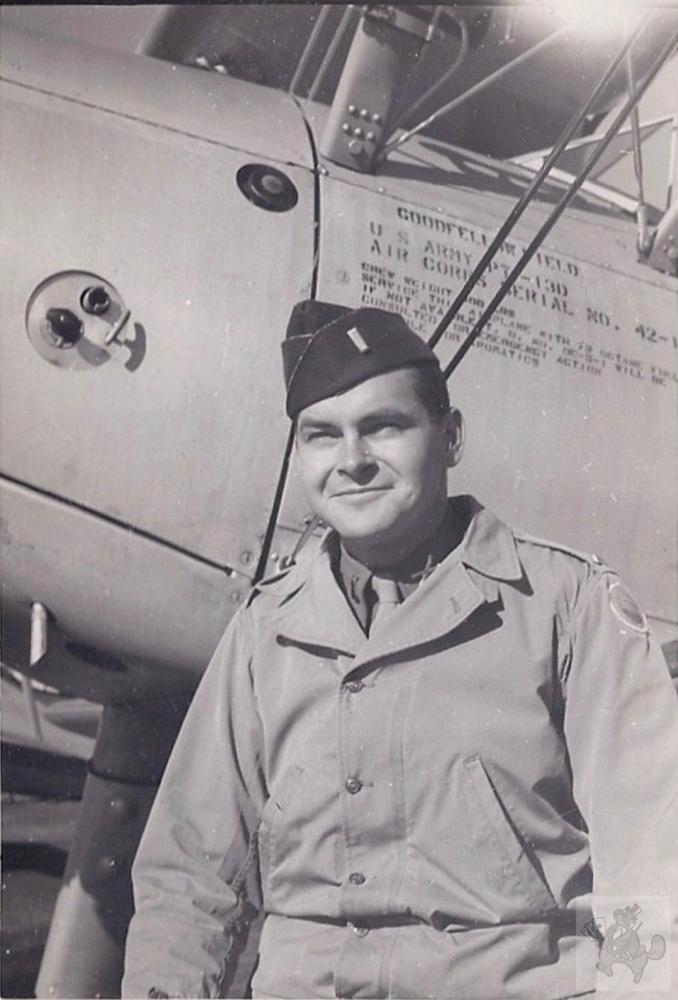 Dick Taylor, PT-13D, Nov. 26, 1944