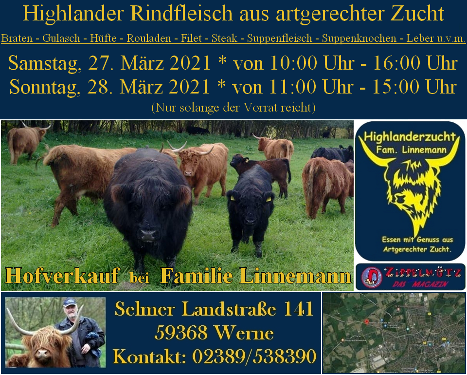 Highlander Rinderzucht – Damit wird Ostern zum Fest
