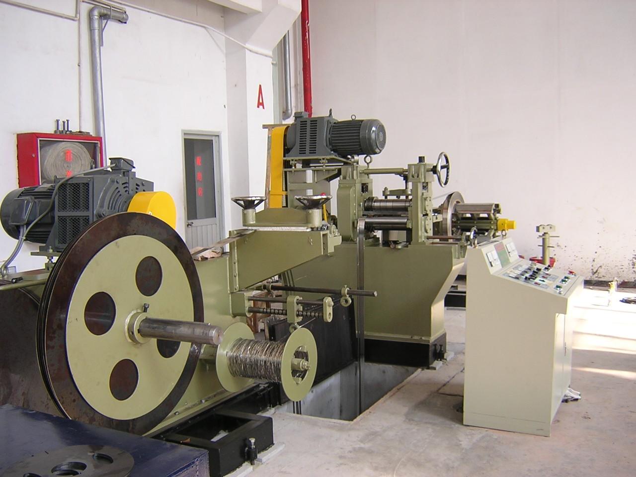 Slitter line - domestic equipment, Taiwan machinery equipment