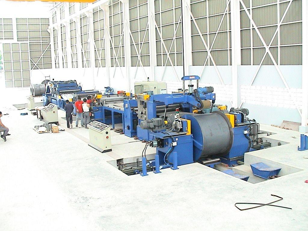Japan slitting equipment, Taiwan equipment