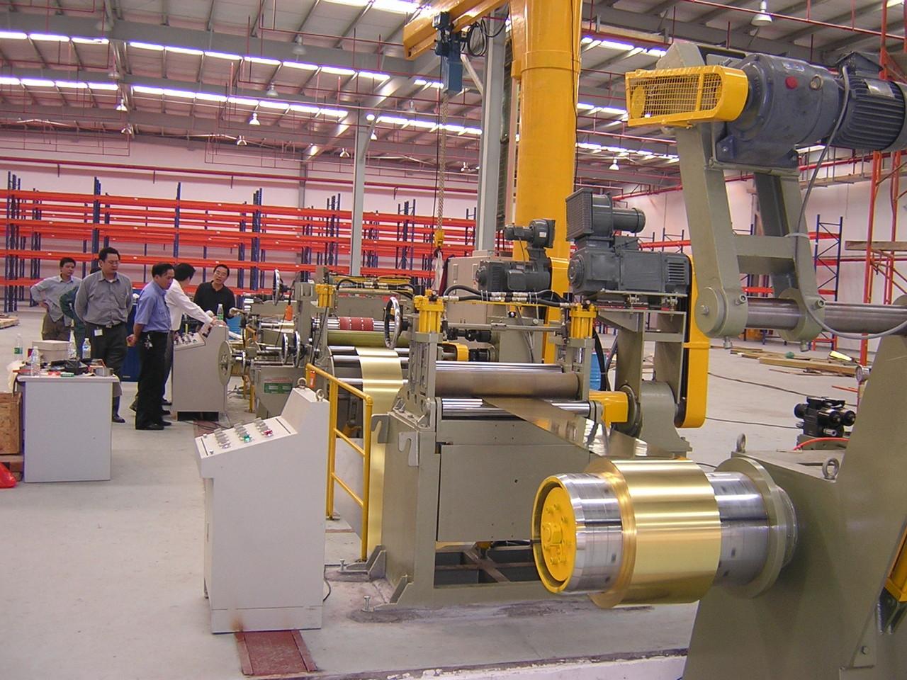 Slitter Line - machine equipment