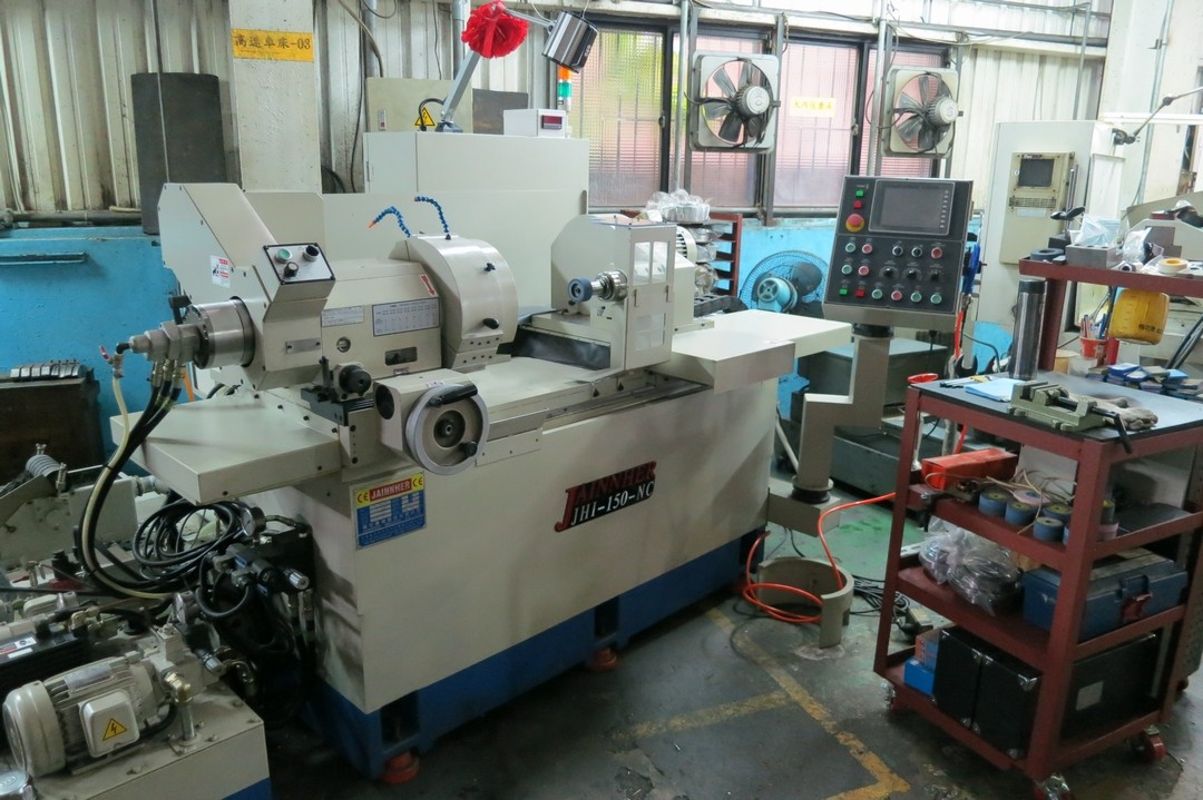 Inner surface cylindrical grinding machine