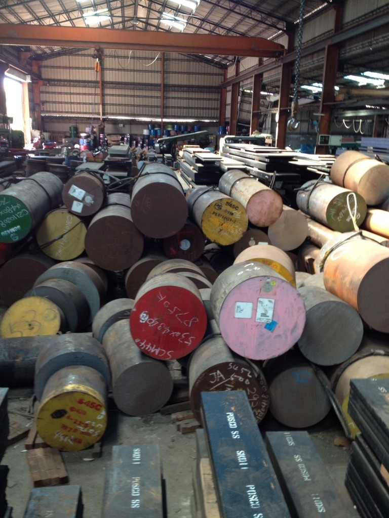Steel material - Sanyo special steel