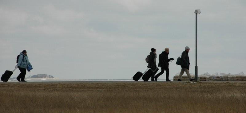 Die Karawane zieht ... wieder aus!   Foto: Sandra Schneidereit