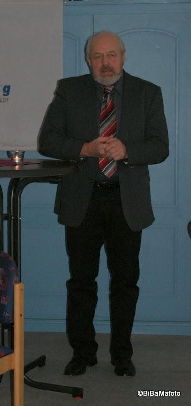 Bürgermeister von Struckum ... Andreas Petersen