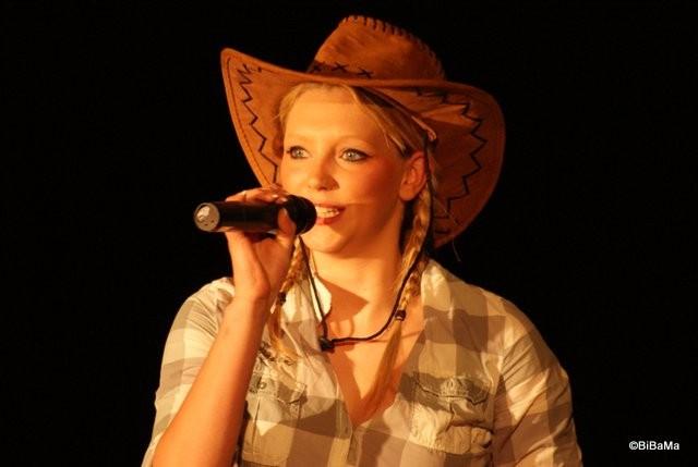 Gitte Haeninng ... will einen Cowboy als Mann ...