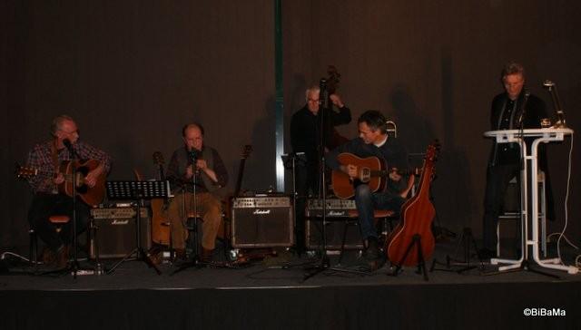 Die Dragseth Folkband und Hans-Peter Bögel ...