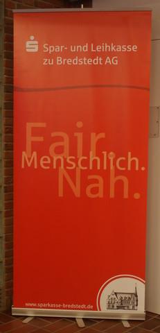 Gesponsert von der Spar- und Leihkasse zu Bredstedt ...