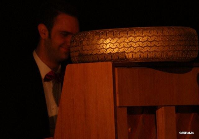 Der Mann ... am Klavier ... Juliaaaaaaan ...