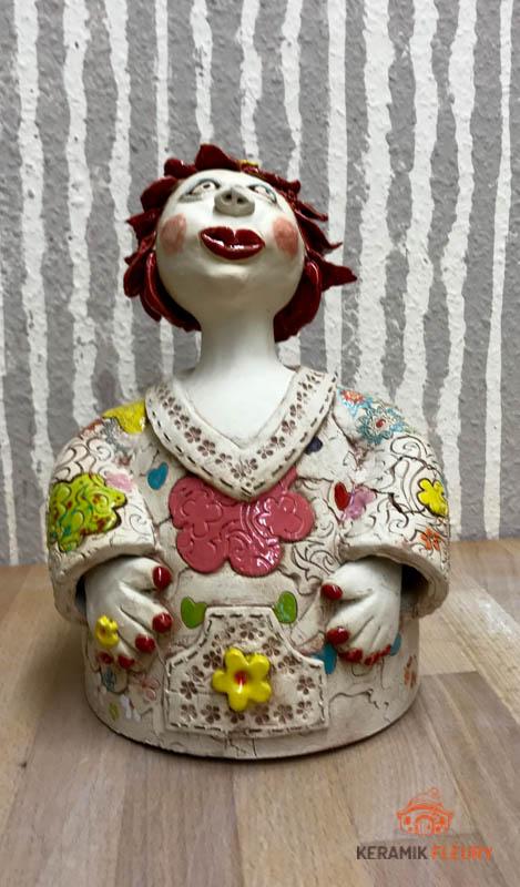Keramik Figuren Töpferkurs