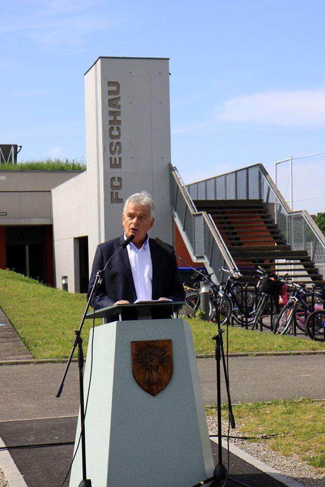 Discours du Président du FCE - Gérard Goldmann