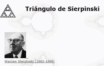 Saber todo sobre el fractal de Sierpinski