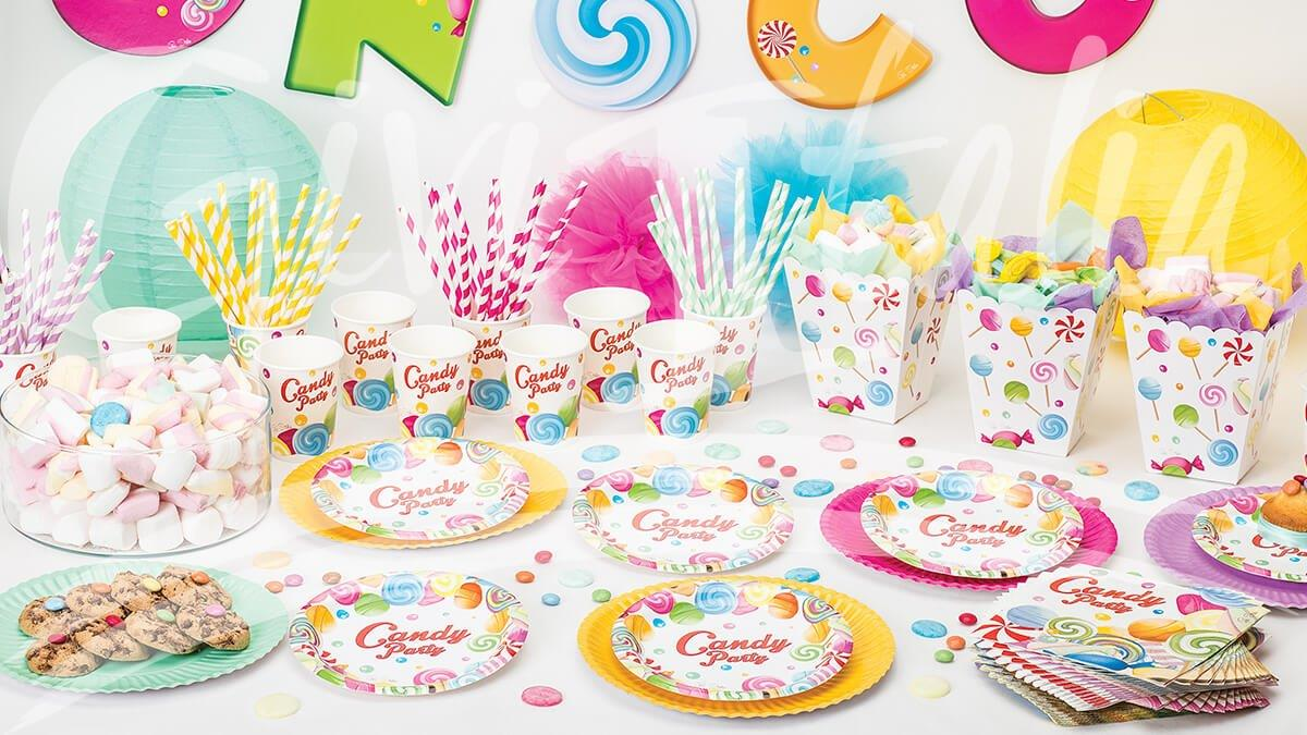 Coordinato Candy Party