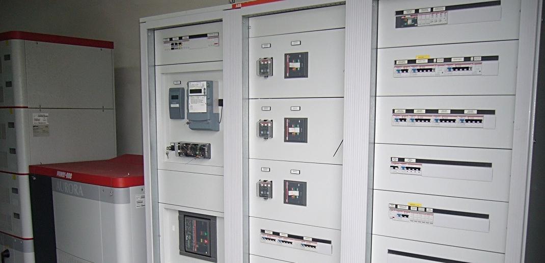 termografia impianti elettrici e quadri industriali
