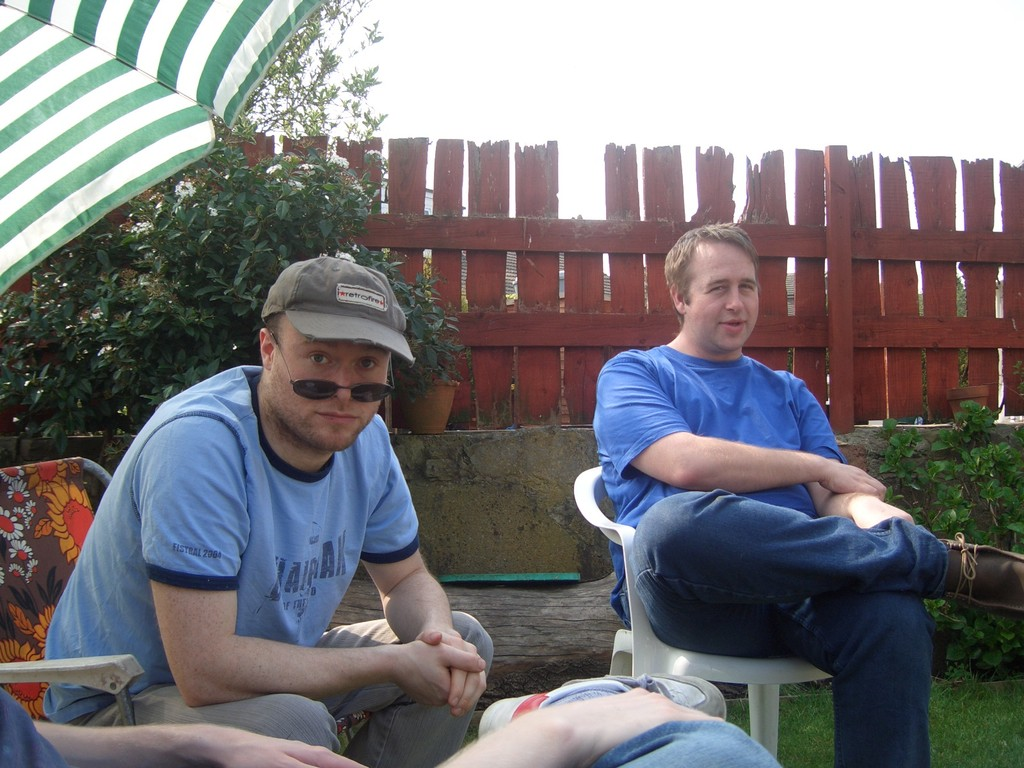 april 2007 - barbeque social