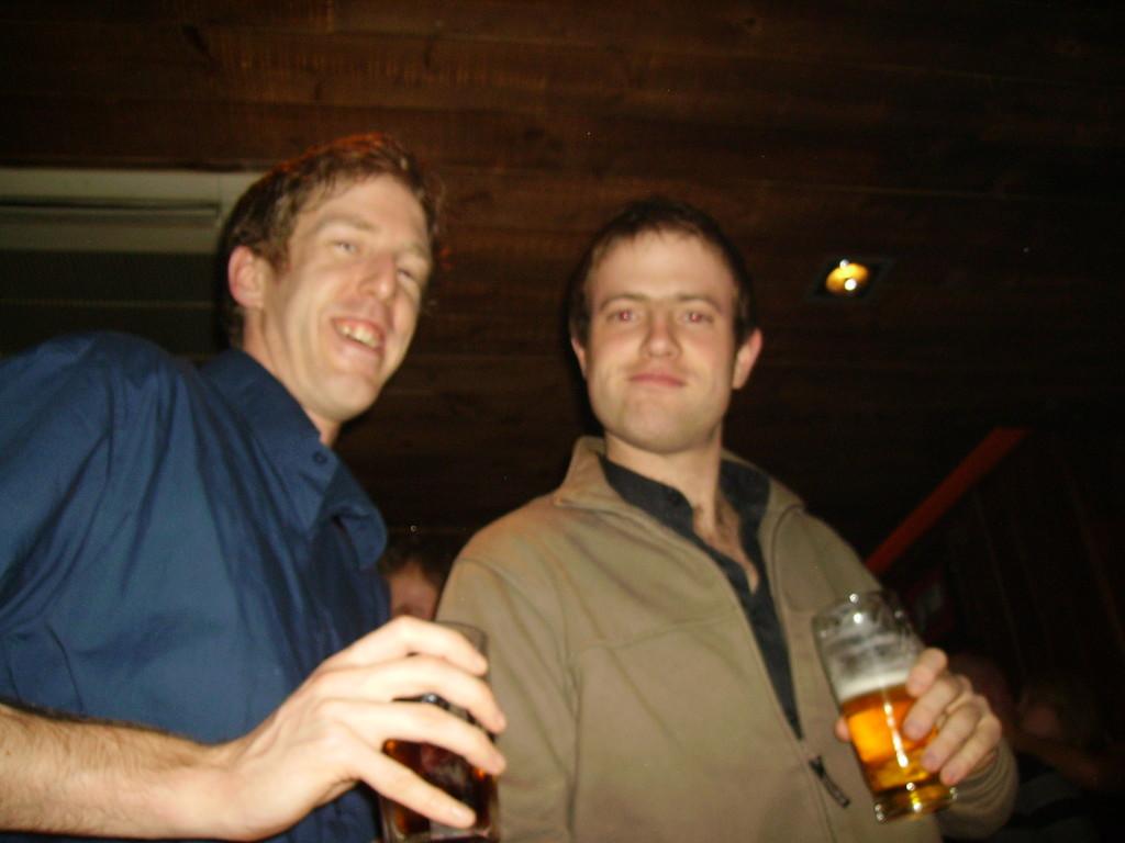 xmas social 2007