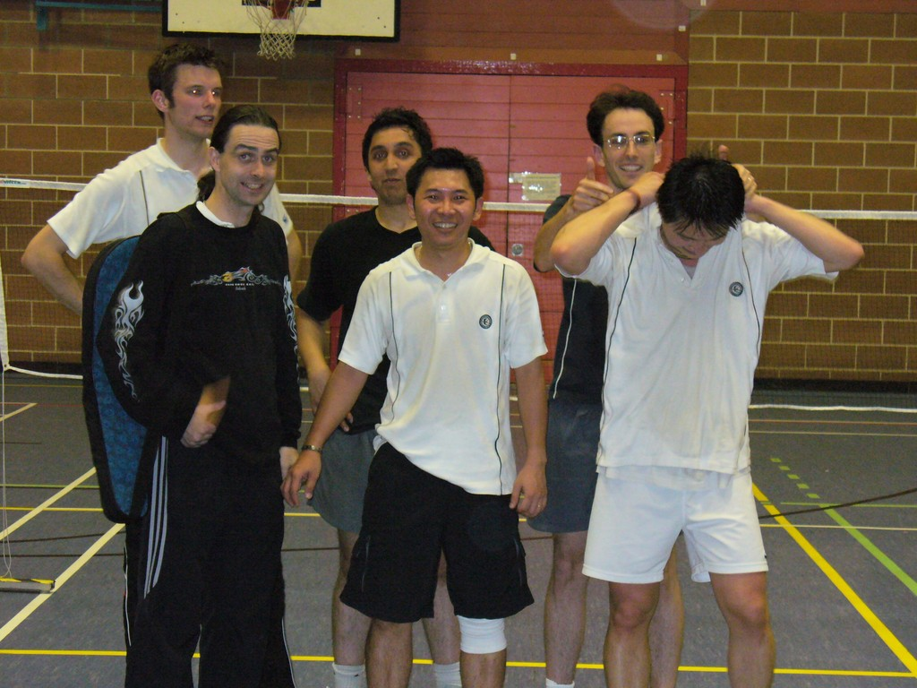 april 2007 - white cup final