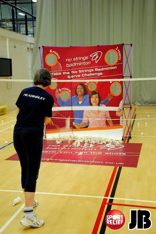 leeds badminton festival - serving challenge (JBphotography)