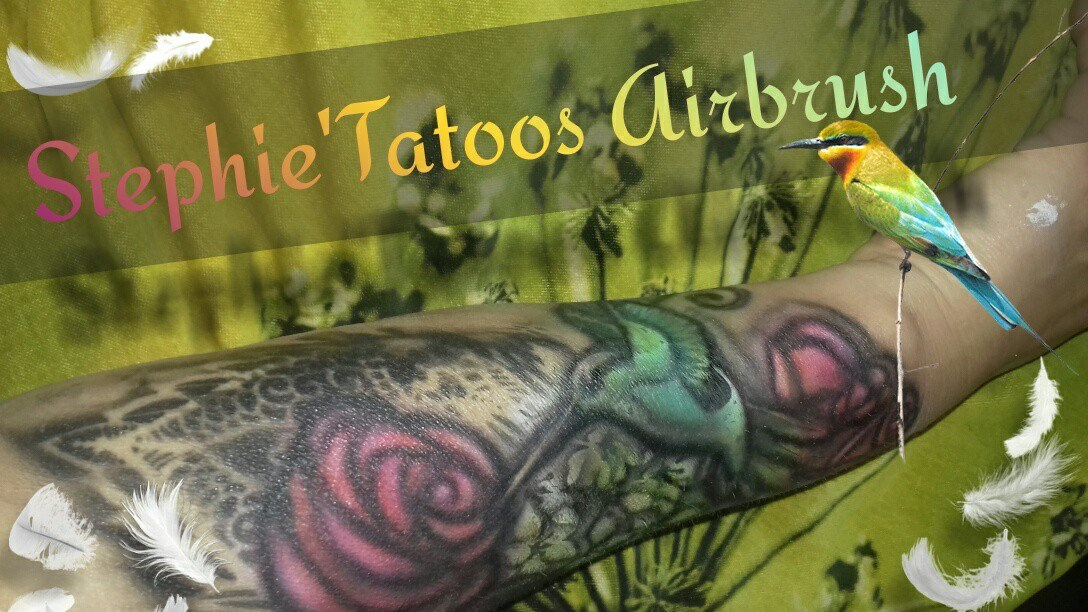 Airbrush Tatoo